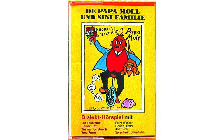 Papa Moll und sini Familie
