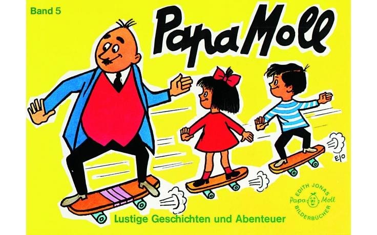 Papa Moll gelb (5)
