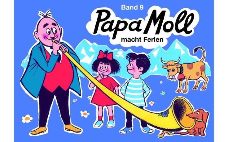 Papa Moll macht Ferien (9)