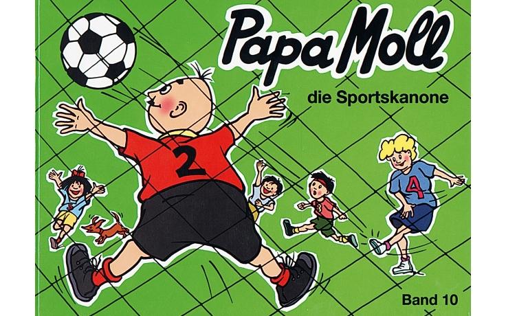 Papa Moll die Sportskanone (10)