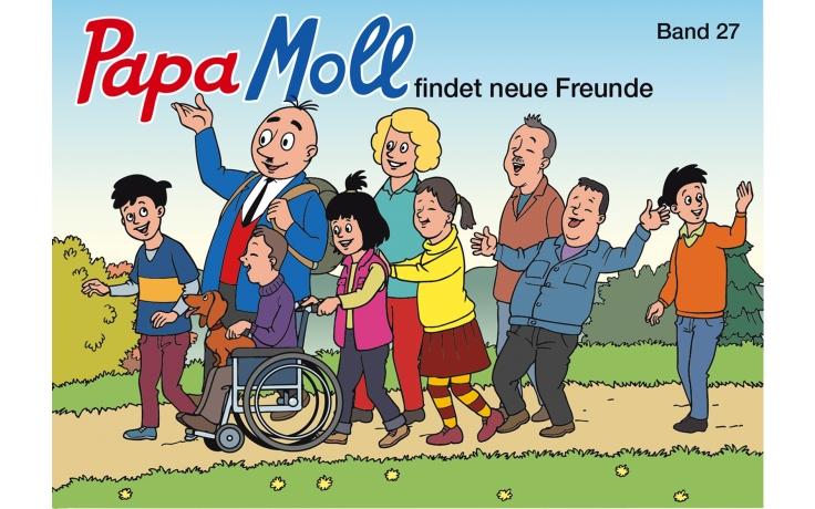 Papa Moll findet neue Freunde (27)