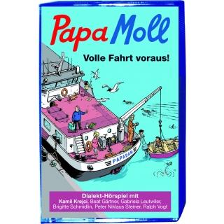 Papa Moll volle Kraft voraus