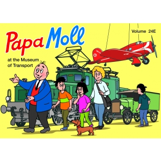 Papa Moll english Museum of Transport