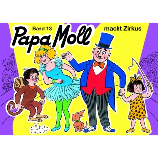 Papa Moll macht Zirkus (13)